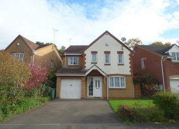 Thumbnail 4 bed detached house for sale in Fox Hollow, Oadby, Leicestershire
