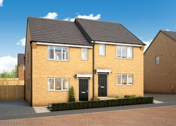 "Thumbnail 3 bed property for sale in ""The Hexham At Affinity"" at South Parkway, Seacroft, Leeds"