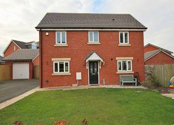 Thumbnail 3 bed detached house for sale in Kingfisher Way, Bamber Bridge, Preston
