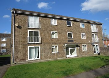Thumbnail 1 bed flat for sale in Crombie Close, Cowplain, Waterlooville