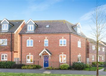 Thumbnail 4 bed detached house for sale in Sparrowhawk Way, Bracknell, Berkshire