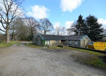 Thumbnail Land for sale in Former Dance Studio, Wakefield Road, Lightcliffe