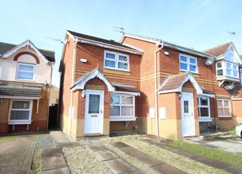 Thumbnail 2 bed property to rent in Harlequin Drive, Kingswood, Hull