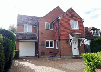 Thumbnail 4 bed detached house to rent in Kiln Road, Hadleigh, Benfleet