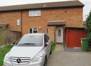 Thumbnail 3 bedroom end terrace house for sale in Cheriton, Furzton, Milton Keynes