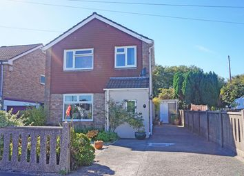 Thumbnail 3 bed detached house for sale in Penmaen Close, Carn Gethin, Cefn Hengoed