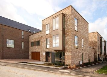 Thumbnail 4 bedroom town house for sale in Ninewells, Babraham Road, Cambridge