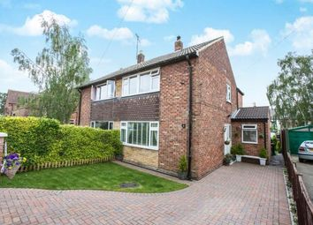 Thumbnail 3 bed semi-detached house for sale in Avenue Close, Harrogate, North Yorkshire