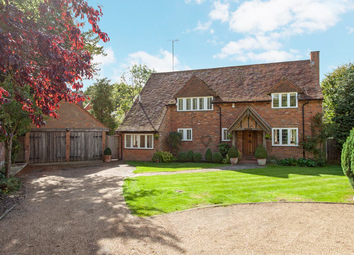 Thumbnail 4 bed detached house for sale in High Street, Hurley, Maidenhead
