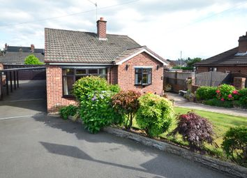Thumbnail 3 bedroom detached bungalow for sale in Ley Gardens, Longton, Stoke-On-Trent