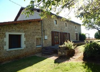 Thumbnail 4 bed property for sale in La Foret-De-Tesse, Charente, France
