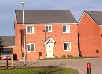 Thumbnail 3 bedroom detached house to rent in Brambles Walk, Wellington, Telford