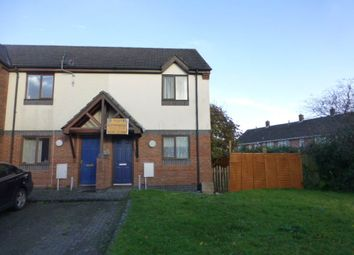 Thumbnail 2 bed semi-detached house to rent in Burgess Meadows, Johnstown, Carmarthen