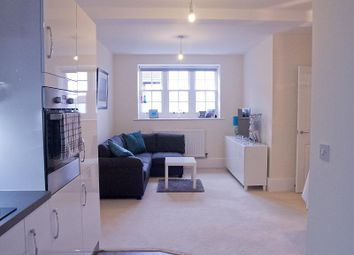 Thumbnail 2 bed flat for sale in Abbess Way, Waterlooville
