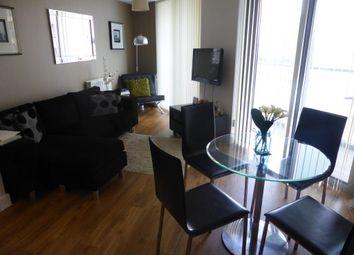 Thumbnail 1 bed flat to rent in Da Vinci Torre, 77 Loampit Vale, Leiwsham, London