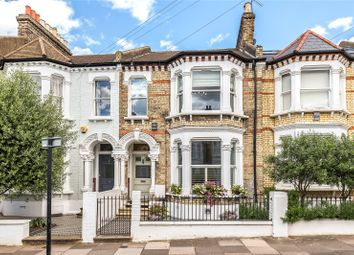 Thumbnail 5 bed terraced house to rent in Chestnut Grove, London