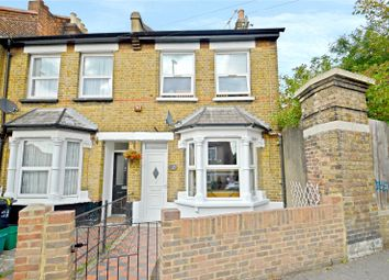 Thumbnail 3 bed end terrace house for sale in Queens Road, Croydon