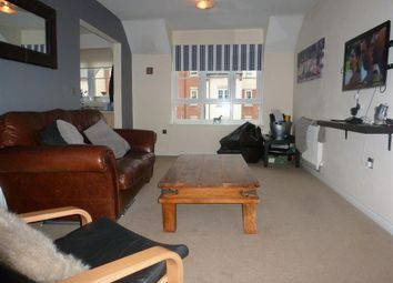 Thumbnail 2 bed flat to rent in Turberville Place, Warwick