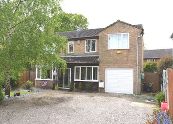 Thumbnail 5 bed detached house for sale in Thorney Road, Crowland, Peterborough