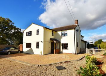 Thumbnail 5 bed detached house for sale in Nedging Tye, Ipswich, Suffolk