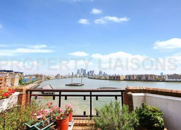 Thumbnail 2 bedroom flat for sale in Free Trade Wharf, London
