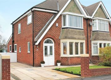 Thumbnail 3 bed semi-detached house for sale in Moorhey Drive, Penwortham, Preston