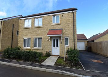Thumbnail 3 bed detached house for sale in Bluebell Road, Frome