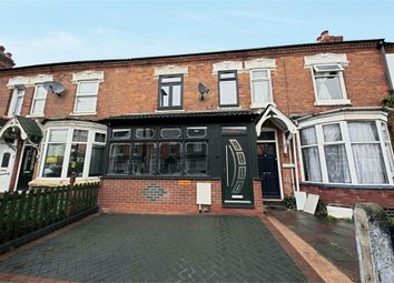 Thumbnail 5 bed terraced house for sale in Douglas Road, Acocks Green, Birmingham, West Midlands