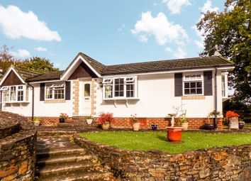Thumbnail 2 bed detached bungalow for sale in Green Hedges Caravan Park, Neath Road, Bryncoch, Neath, Neath Port Talbot.