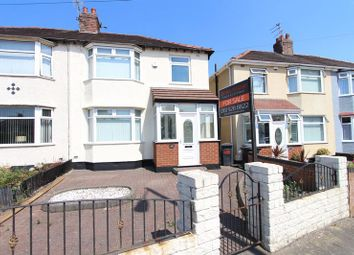Thumbnail 3 bed semi-detached house to rent in Southport Road, Bootle