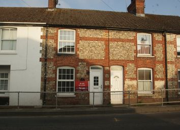 Thumbnail 2 bedroom terraced house to rent in Salisbury Road, Shipton Bellinger, Tidworth