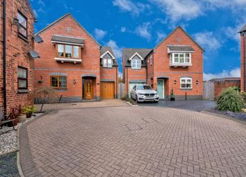 Thumbnail 4 bedroom detached house for sale in Poplar Court, Bloxwich, Walsall