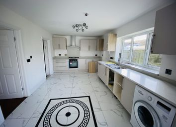 Thumbnail 4 bed detached bungalow to rent in Shawfield Road, Ash Vale, Aldershot