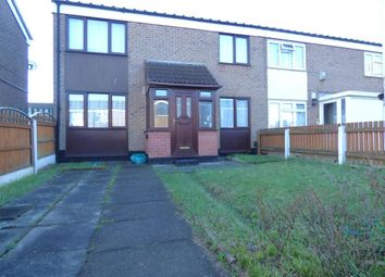 Thumbnail 3 bed end terrace house to rent in Lount Walk, Birmingham