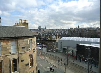 Thumbnail 1 bedroom flat to rent in Haymarket Terrace, West End, Edinburgh