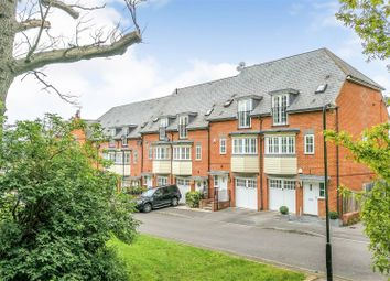 Thumbnail 3 bed terraced house for sale in Greensleeves Drive, Warley, Brentwood
