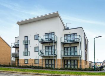 Thumbnail 2 bed flat for sale in Hartley Avenue, Peterborough, Cambridgeshire