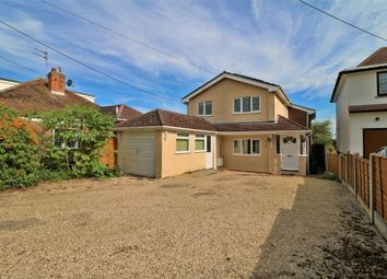 Thumbnail 4 bed detached house for sale in Belle Vue Road, Wivenhoe, Essex