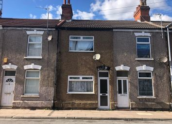 Thumbnail 2 bed terraced house to rent in Rutland Street, Grimsby