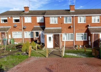 Thumbnail 2 bed terraced house for sale in Ffordd Mynydd Isa, Rhosllanerchrugog, Wrexham