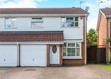 Thumbnail 3 bed semi-detached house for sale in Heycott Grove, Birmingham, West Midlands