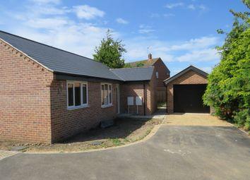 Thumbnail 2 bedroom detached bungalow for sale in Garden Court, Fakenham