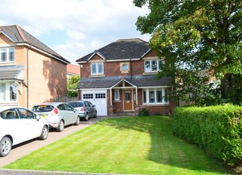 Thumbnail 4 bed detached house for sale in Branklyn Crescent, Academy Park, Glasgow