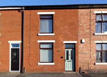 Thumbnail 2 bed terraced house for sale in Poulton Street, Fleetwood
