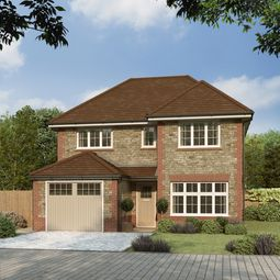 Thumbnail 4 bed detached house for sale in Stockley Lane, Calne