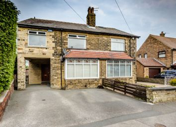 Thumbnail 4 bed semi-detached house for sale in Armitage Avenue, Brighouse