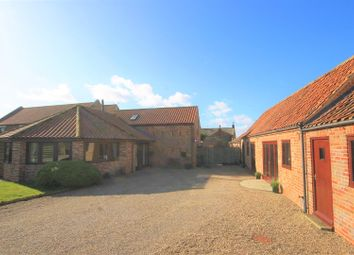 Thumbnail 5 bed barn conversion for sale in Little Smeaton, Northallerton