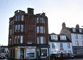 Thumbnail 3 bed flat for sale in 6B Watergate, Rothesay, Isle Of Bute