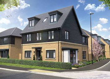 "Thumbnail 4 bed detached house for sale in ""The Oatvale"" at Larkhill, Wantage"