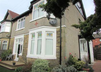 Thumbnail 4 bed semi-detached house to rent in Albany Road, Morecambe